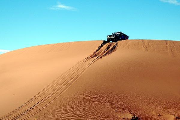Czy można wydobywać piasek na własnej działce?