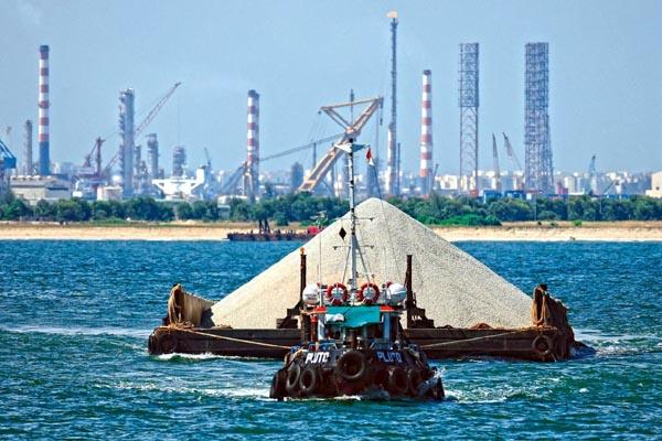 Brak piasku – problem globalny