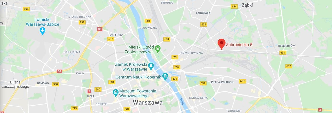 FETRA - kruszywa Warszawa